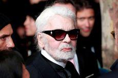 Sketsa Buatan Karl Lagerfeld akan DIlelang Seharga Puluhan Juta Rupiah