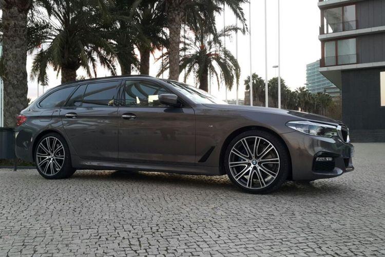 BMW 5 Series Touring bakal dijual pada kisaran Rp 1,5 miliar off the road