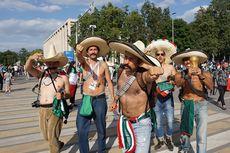 Benarkah Kehebohan Penggemar Meksiko Bikin Gempa Bumi? Ini Kata Ahli
