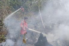 Menurut Moeldoko, Karhutla Sulit Dipadamkan Karena Banyaknya Titik Api