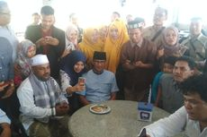 Syukuran Kemenangan, Prabowo-Sandi Shalat Jum'at di Banda Aceh