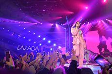 Lazada Super Party: Kali Kedua Dua Lipa Manggung di Indonesia