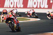 Rossi Analisa Teknik Penyelamatan Marquez, Bukan Kebetulan!