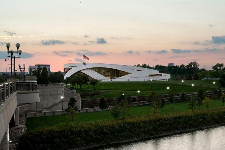 The National Veterans Memorial and Museum di Ohio, AS.