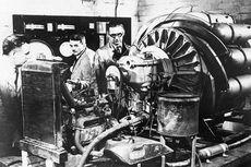 Penemuan dan Percobaan Mesin Turbojet untuk Kali Pertama...