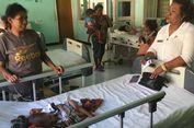 Ayah Penganiaya Putrinya, Balita Penderita Gizi Buruk Ditangkap Polisi