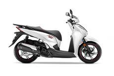 Honda SH300i Kini Dilengkpai Fitur baru HSTC