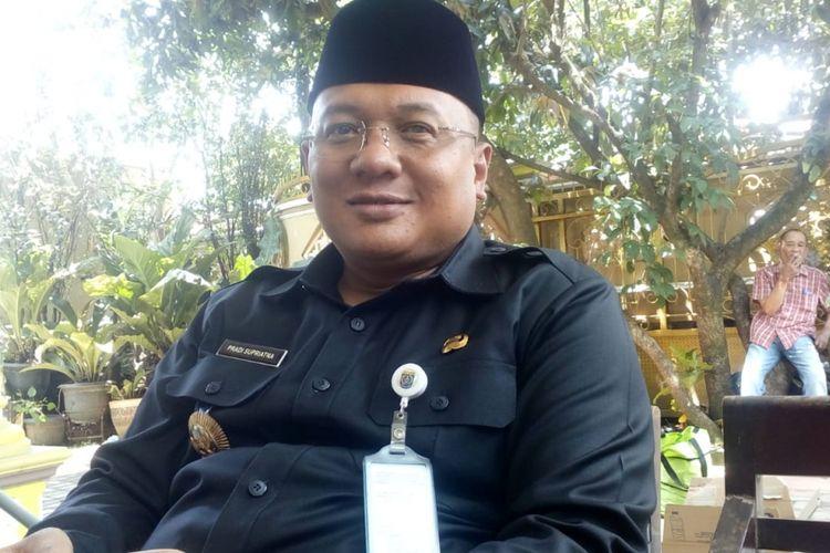 Wakil Wali Kota Depok, Pradi Supriatna, di Cilodong, Depok, Selasa (15/1/2019).