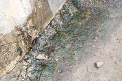 Tanggul Laut di Muara Baru Bocor, Warga Khawatir Jebol