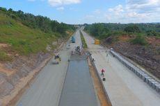 Beroperasi 2019, Konstruksi Tol Balikpapan-Samarinda 46,7 Persen