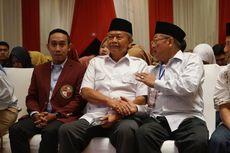 Mantan Gubernur Jateng Bibit Waluyo Hadiri Pidato Kebangsaan Prabowo di Semarang