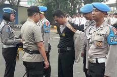 Terlibat Narkoba, 6 Polisi di Jakut Diberhentikan Tidak Hormat
