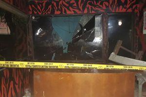Dirusak Massa, Markas Ormas di Jakarta Timur Dipasangi Garis Polisi