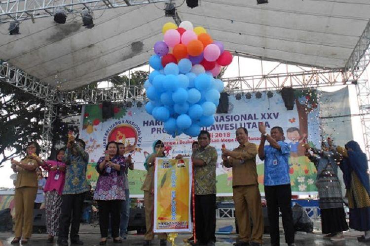 Taman Keluarga Resmi Dibuka di Sulawesi Utara