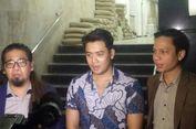 Jalani Pemeriksaan, Kriss Hatta Khawatir Ditahan