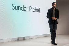 CEO Google Buka Suara soal 'Dragonfly', Mesin Pencari Khusus China