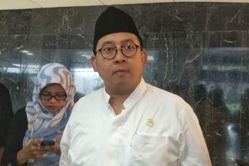 Wakil Ketua DPR Fadli Zon di Kompleks Parlemen, Senayan, Jakarta, Jumat (1/2/2019).