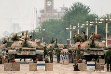 China Geram atas Komentar Menlu AS Terkait Pembantaian Tiananmen