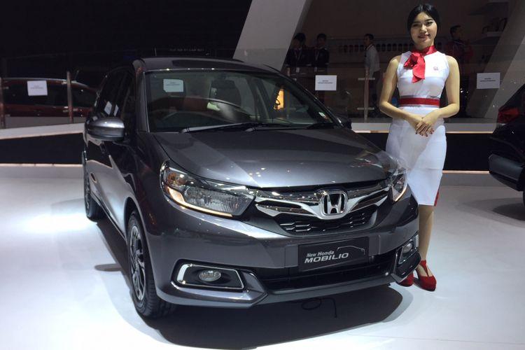 Andalan Honda di segmen LMPV, <a href='https://lampung.tribunnews.com/tag/mobilio' title='Mobilio'>Mobilio</a> juga mengalami ubahan minor.