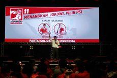 Survei Nyatakan Berpeluang Lolos ke DPR, PSI Makin Optimis