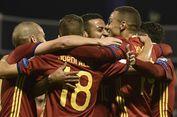 Hasil Kualifikasi Piala Dunia, Spanyol Pastikan Lolos ke Rusia 2018