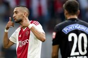 Ajax Amsterdam Bersedia Jual Hakim Ziyech