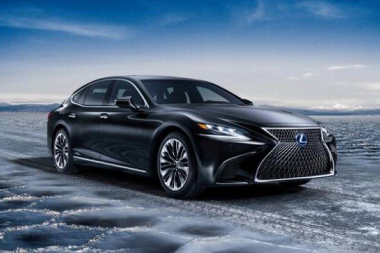Teknologi ini akan disematkan di model Lexus.