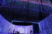 Inilah Pertunjukan Iluminasi Terbesar di Tokyo dan Sekitarnya