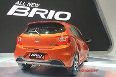 Honda Mau Tekan Produksi CR-V dan BR-V untuk Brio