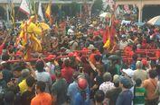 Ritual Bersih Kota Singkawang, Ratusan Tatung Mulai Turun ke Jalan