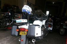 Bengkel Ini Disukai Polisi dan Tentara Untuk Menservis Motor