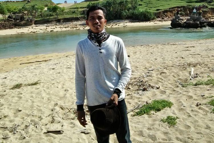 Bobot Maksimum, caleg asal Lombok Tengah, Nusa Tenggara Barat (NTB) memiliki nama unik.