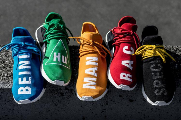 adidas x Pharell Williams NMD hu