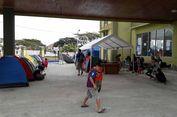 Petugas UNHCR Mengecek Tempat Penampuan Pencari Suaka di Kalideres