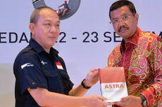 Astra Berkomitmen untuk Berperan dalam Pembangunan Infrastruktur Nasional