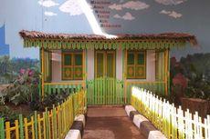 Taman Betawi di Kolong Tol Meruya Utara Dikerjakan secara Swadaya