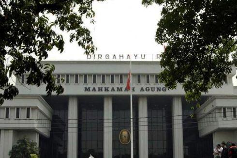 Mahkamah Agung Angkat Lima Hakim Agung Baru