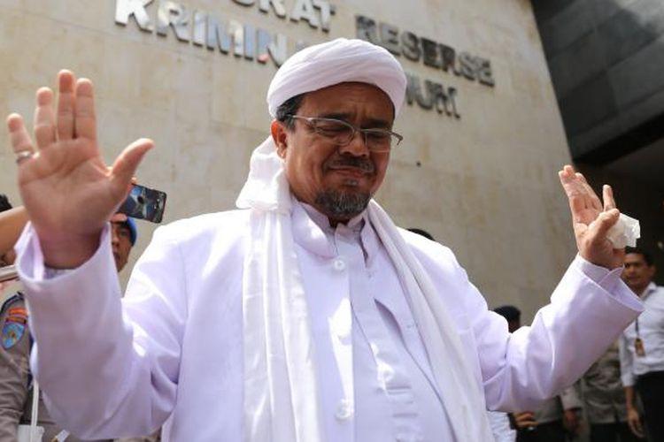 Polisi Keluarkan SP3 untuk Kasus Habib Rizieq: Apa Itu SP3? Apa Alasan SP3 Ditetapkan? Siapa yang Berwenang Memutuskan?