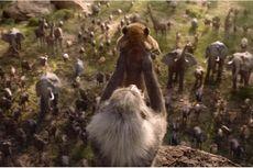 Disney Rilis Teaser Trailer Remake Film The Lion King