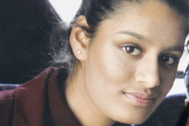 Shamima Begum ketika berusia 15 tahun sebelum meninggalkan Inggris dan bergabung dengan ISIS pada 2015.