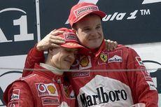 Barrichello Kalahkan Stroke dan Tumor