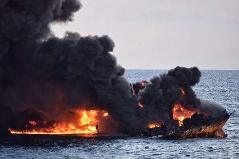 China Luncurkan Robot Kapal Selam Periksa Kebocoran Kapal Tanker