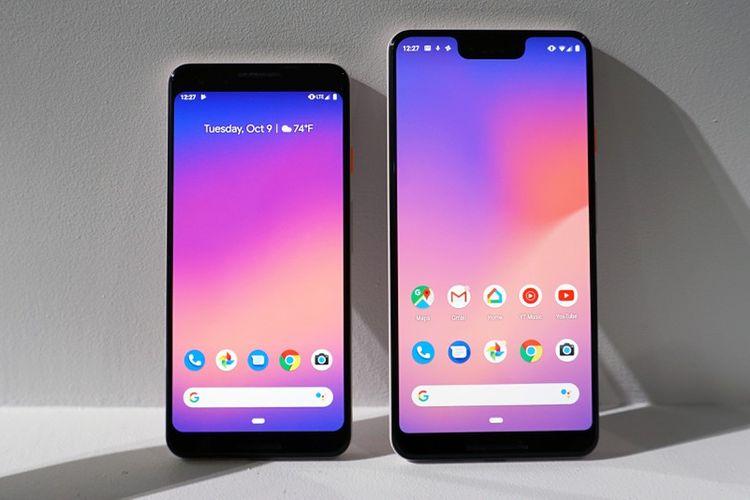 Google Pixel 3 dan Pixel 3 XL.