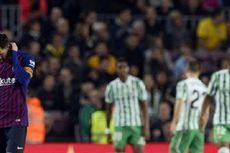 Hasil dan Klasemen Liga Spanyol, Barcelona Kalah, Ketat di Papan Atas