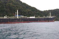 Peralatannya Lengkap, Kapal Jelsen Natuna Masih Terdampar di Pulau Sedue