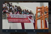 Spanduk Prabowo Salah Cetak di Bojonegoro, Gerindra Minta Maaf