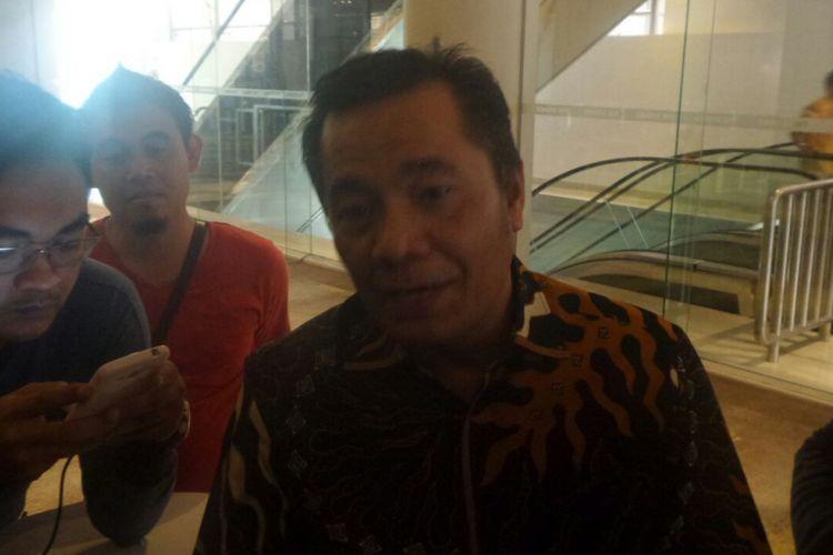Sekretaris Jenderal Partai Hanura Sarifuddin Sudding di Kuta, Bali, Kamis (3/8/2017(.