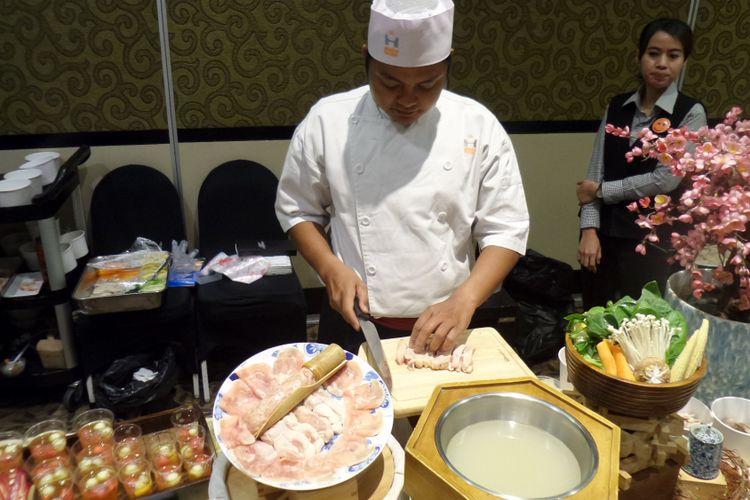 Shabu-Shabu House menjadi salah satu outlet yang dihadirkan pada Good Food Festival 2018 di Plaza Indonesia selama 3-5 Desember 2018.