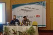 Survei LSI Pilkada Kalimantan Timur: Elektabilitas Rusmadi-Safaruddin 24,5 Persen, Isran-Hadi 22,3 Persen