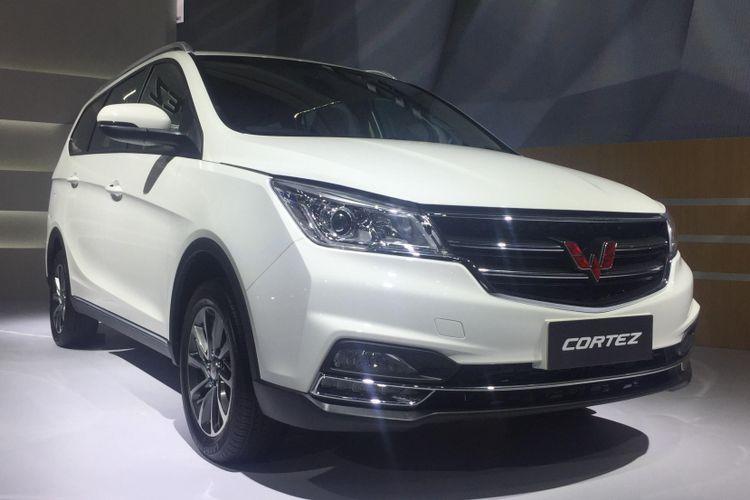 Merek China, Wuling Motors kembali menggebrak dengan melepas Cortez varian termurah, berbekal mesin 1.5L.
